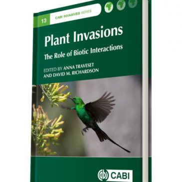 Plant Invasions: The Role of Biotic Interactions
